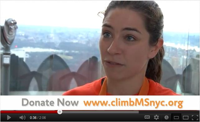 Climb to the Top 2013 Donate Video