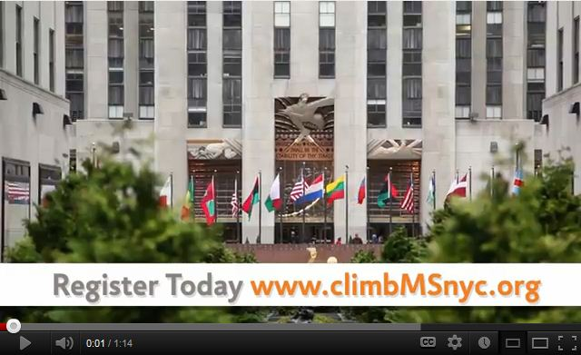 Climb to the Top 2013 Register Video