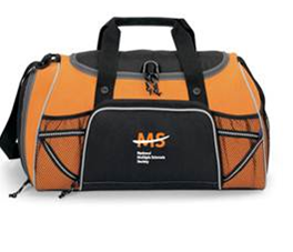 top fundraiser sport bag